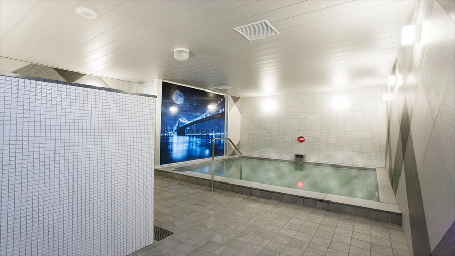 男性浴場①
