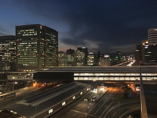高層階プラン◆9〜11階のお部屋をご案内します♪【駅ナカ朝食付き】最寄出口[正面口]