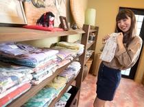 選べる浴衣のサービスは女性に人気です(^^)/