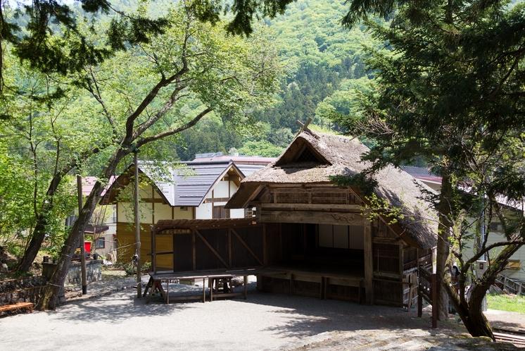 歌舞伎の舞台・舞殿