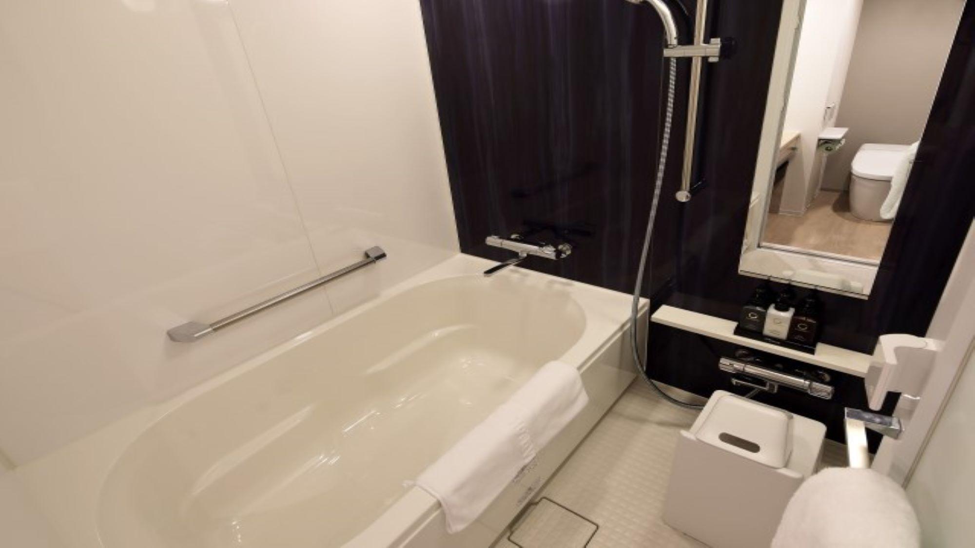 【全室】洗い場付きバスルーム(バリアフリールームを除く)