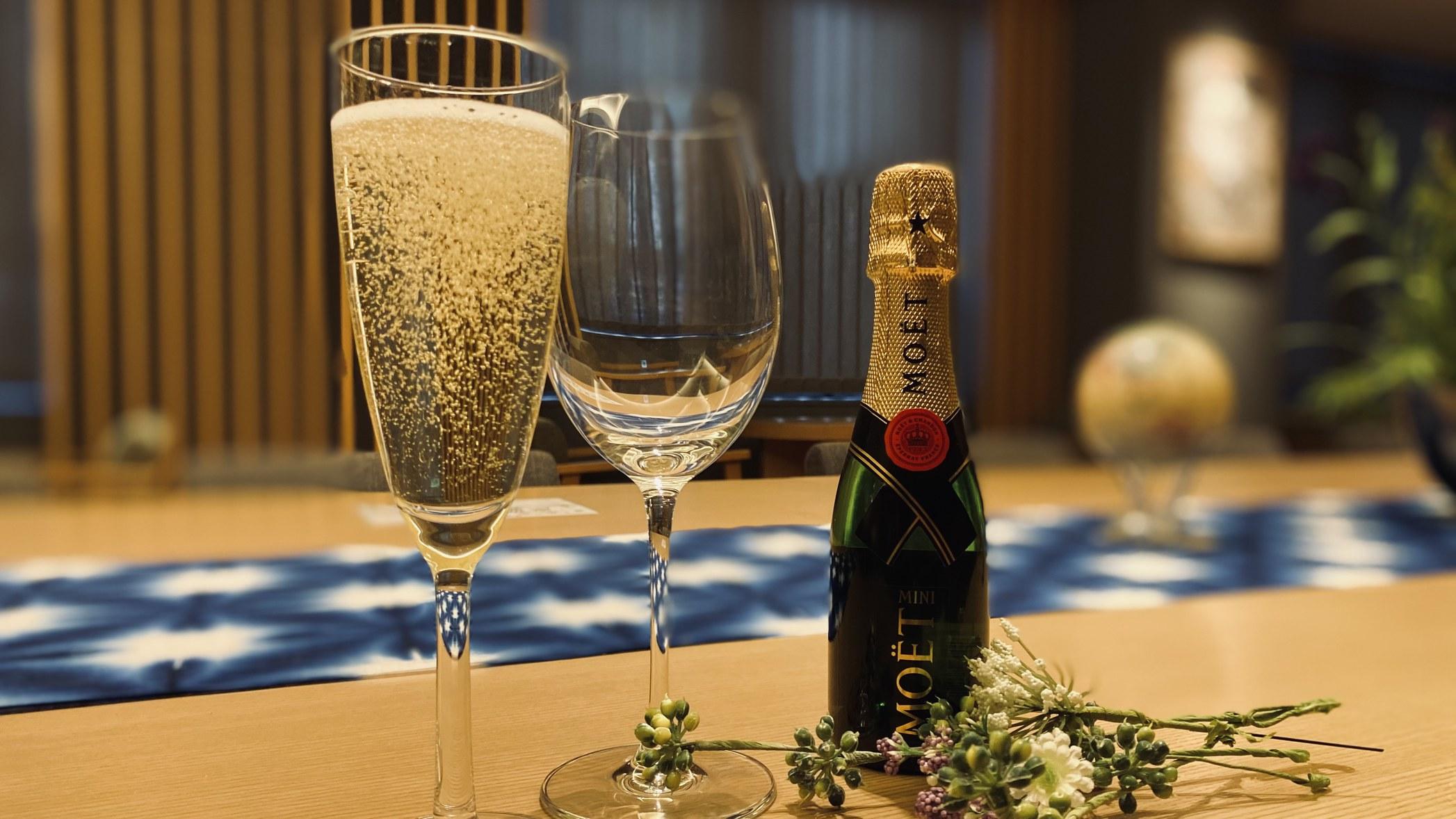 ワイングラス・シャンパングラス・オープナー(数に限りがございます)