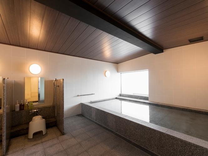 【女性専用大浴場】人工炭酸泉で旅のお疲れを癒してください♪