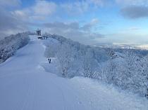 立山山麓スキー場らいちょうバレーエリア1