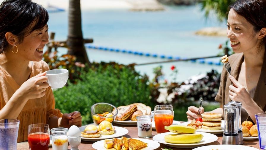 【楽パックSALE】夕日に染まる美しい海を臨むハイアットステイ(朝食付)