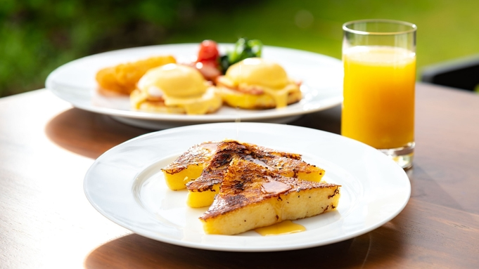 【期間限定】無料アップグレード♪絶品、フレンチトースト!ホテル自慢の朝食をプレゼント/朝食ブッフェ