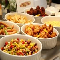 ◆朝食:揚げ物