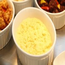 ◆朝食:スクランブルエッグ