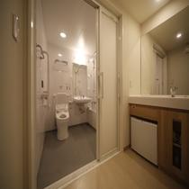 ◆ハンディキャップルーム浴室