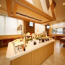 ◆朝食:レストラン(2F)
