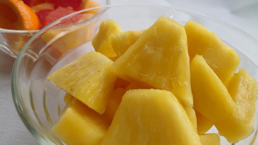 ◆朝食 フルーツ(イメージ)