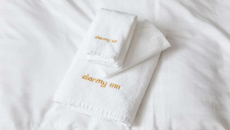 ◆客室備品 タオル類