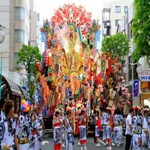 ◆八戸三社大祭