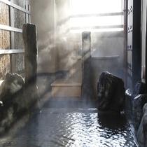 ◆男性露天風呂(昼)