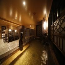 ◆女性大浴場(夜)