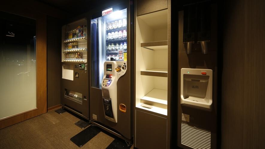 ◆館内自動販売機 2階・8階・13階(アルコール類は13階)