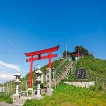 ◆蕪嶋神社