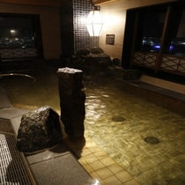◆男性大浴場(夜)