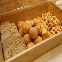 ◆朝食:パン