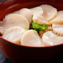 【名物☆海沿い宿の海鮮飯】