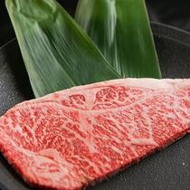 【別注料理:黒毛和牛ステーキ】