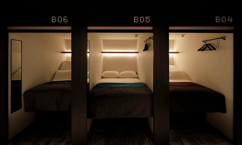 スマートポッド3室