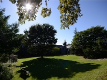 別棟 空の庭のガーデン