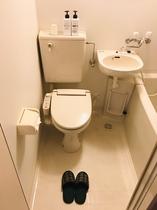 和室 バス・トイレ付き 3名定員