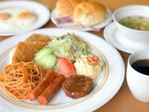 【朝食】洋定食 ※メニューは一例です。