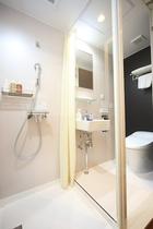 トイレ&シャワー(シングル)