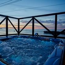 【MOF】|目の前に広がる海を眺めながらジャグジーをお楽しみ下さい♪