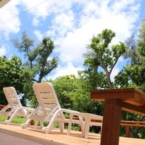 【Scallop】|沖縄の風を感じながらお昼寝なんていかがでしょうか