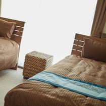 【Scallop(C)】|心地よいベッドで快適な眠りを