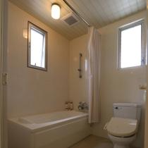 【Scallop(A)】|清潔なバスルーム。