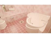 訳ありダブル喫煙 浴室一例(702号室)