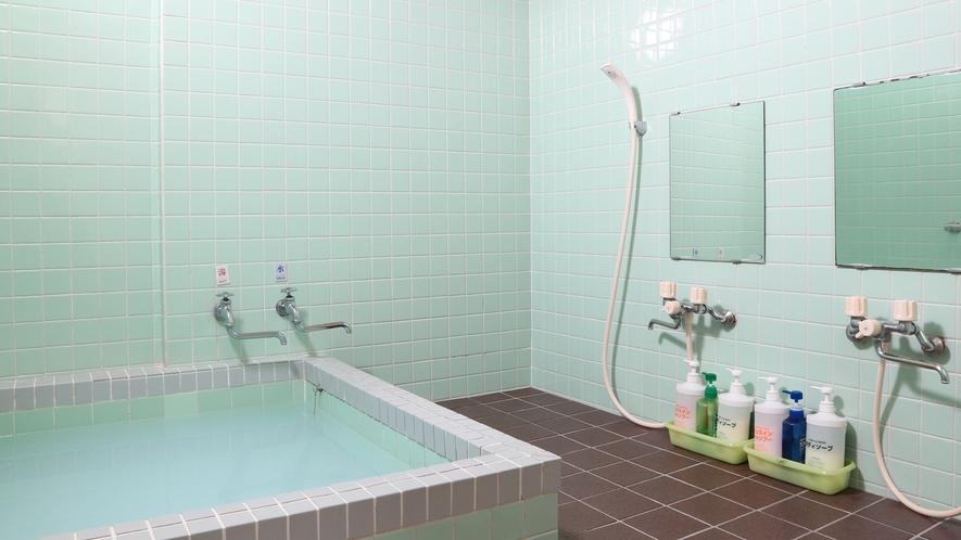 *【大浴場一例】女湯。手足を伸ばして長旅の疲れを癒して下さい。
