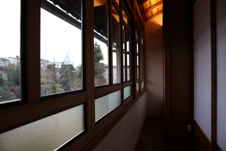 客室-(空)和室2間+縁側(40平米タイプ)