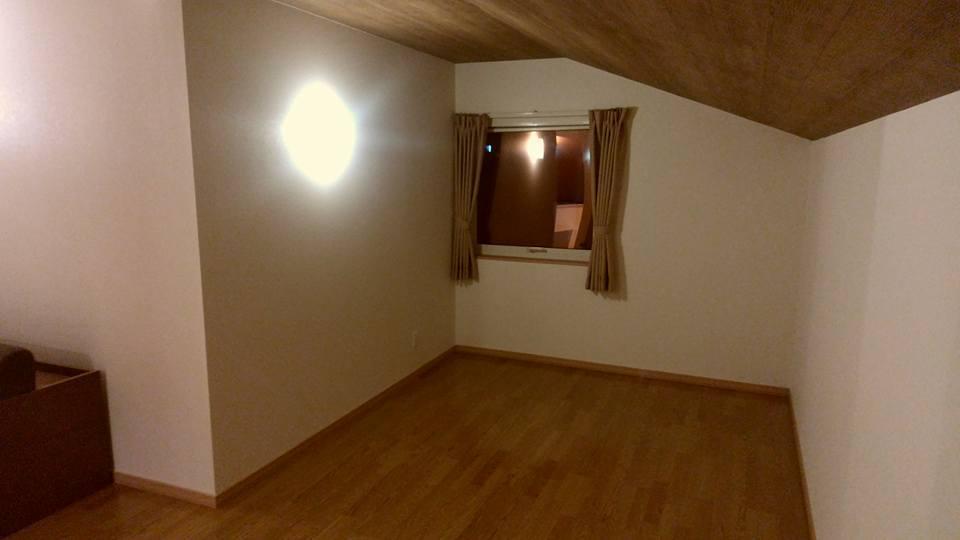 2F寝室広々空間
