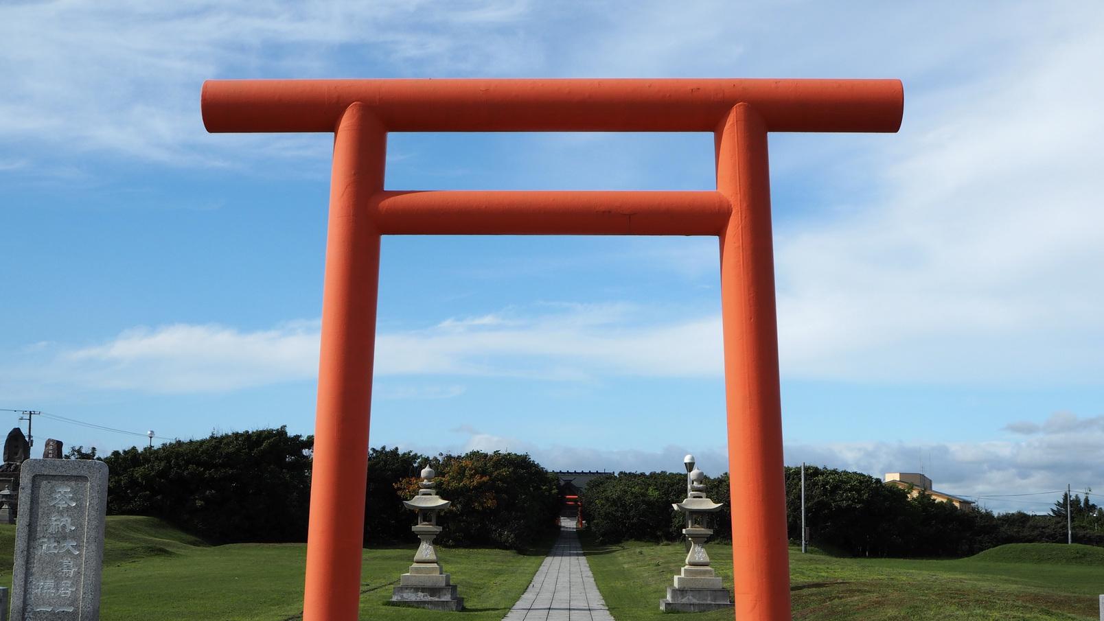 天塩厳島神社