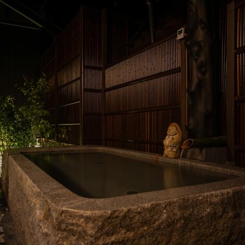 新館 貸切露天風呂