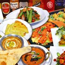 インド料理コース