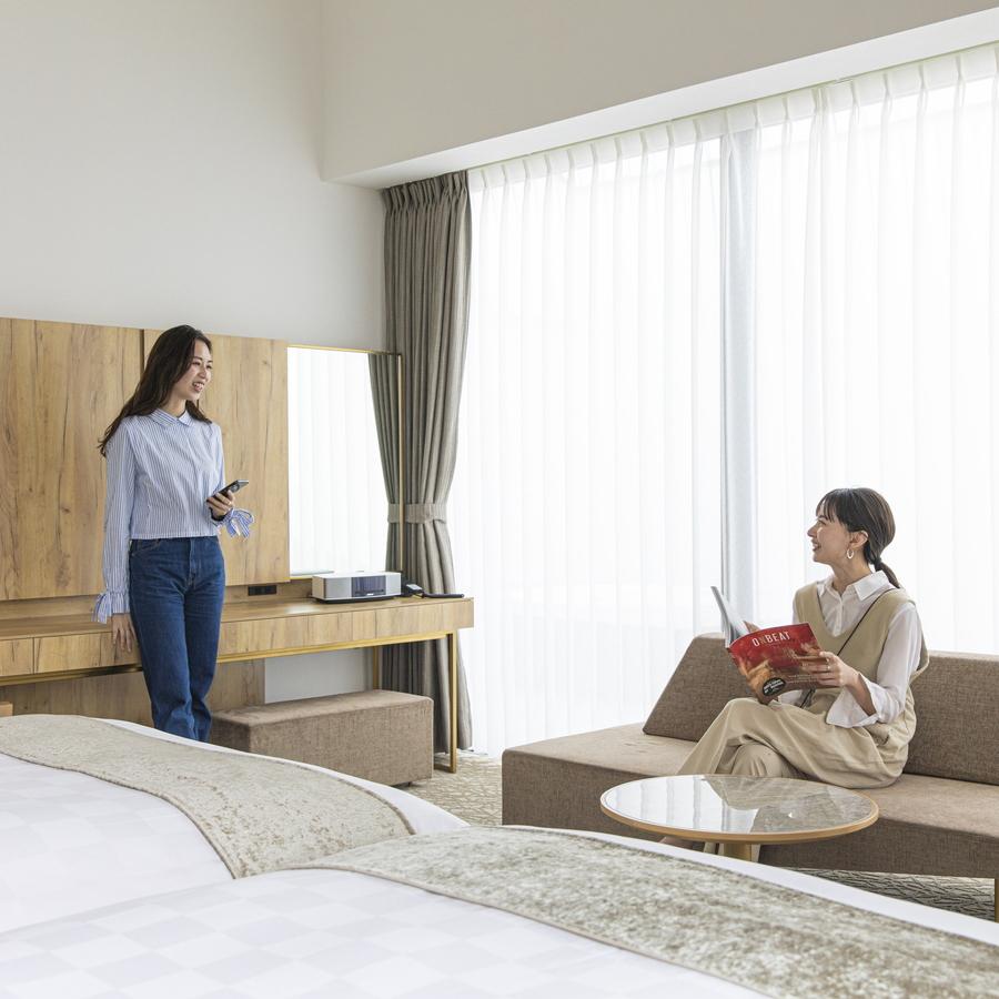 客室/あなただけの特別な空間
