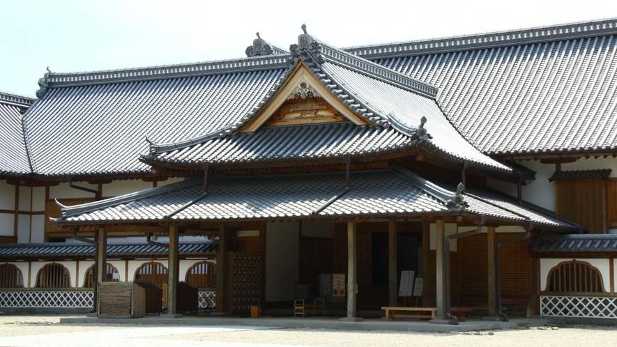 周辺観光/佐賀城本丸歴史記念館・・・当館から車で約10分