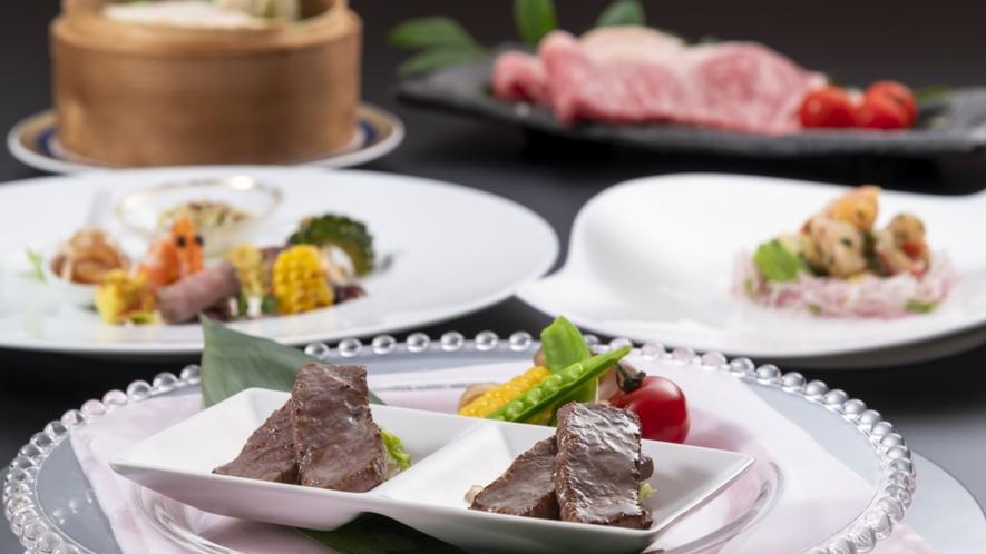 夕食/中華レストラン「シャンリー」特選コース※イメージ