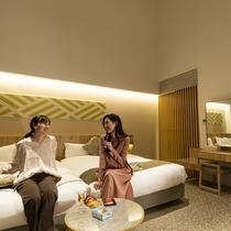 客室/上質で優雅なホテルステイをご堪能ください