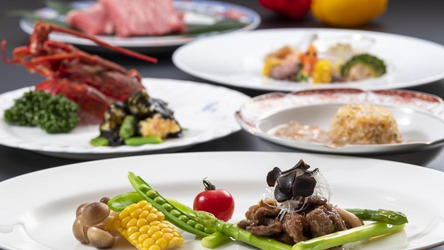 夕食/中華レストラン「シャンリー」極上コース※イメージ