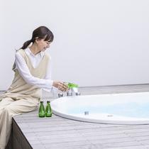 客室/佐賀のお酒で楽しむ酒風呂