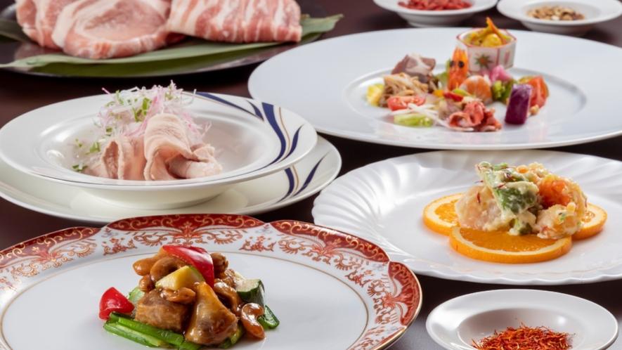 夕食/中華レストラン「シャンリー」基本コース※イメージ