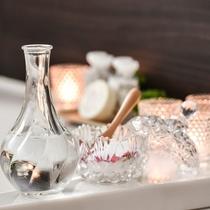客室/佐賀の地酒にひたる極上のバスタイム。「酒風呂」をお楽しみください。