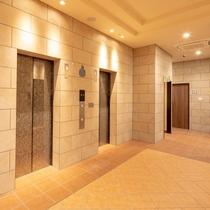 ■エレベーターホール■